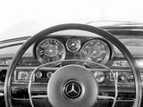 Photos of Mercedes-Benz 300SEL 6.3 (W109) 1968–72
