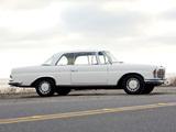 Photos of Mercedes-Benz 280 SE 3.5 Coupe US-spec (W111) 1969–71
