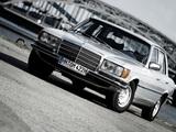 Photos of Mercedes-Benz S-Klasse (W116) 1972–80
