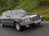 Photos of Mercedes-Benz 450 SEL UK-spec (W116) 1972–80