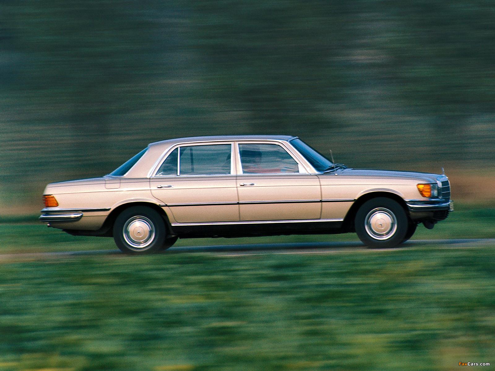 Photos of Mercedes-Benz 350 SE (W116) 1973–80 (1600 x 1200)