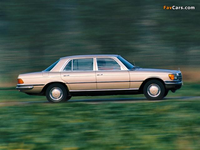 Photos of Mercedes-Benz 350 SE (W116) 1973–80 (640 x 480)
