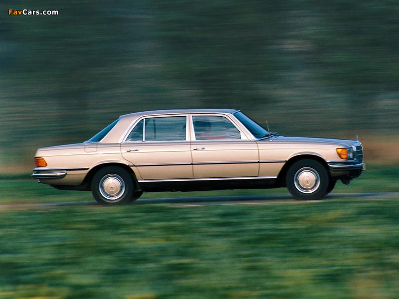 Photos of Mercedes-Benz 350 SE (W116) 1973–80 (800 x 600)