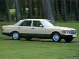 Photos of Mercedes-Benz 280 SE (W126) 1979–85