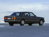 Photos of Mercedes-Benz S-Klasse (W126) 1979–91