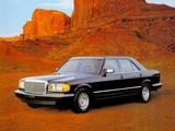 Photos of Mercedes-Benz 300 SD Turbodiesel (W126) 1980–85