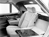 Photos of Mercedes-Benz S-Klasse Popemobile (W126) 1985