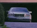 Photos of Mercedes-Benz S-Klasse (W140) 1991–98