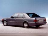 Photos of Mercedes-Benz 500 SEL (W140) 1991–93