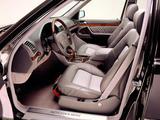 Photos of Mercedes-Benz S-Klasse (W140) 1991–98