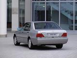 Photos of Mercedes-Benz 300 SD (W140) 1992–93