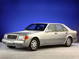 Photos of Mercedes-Benz S 500 Guard (W140) 1993–98