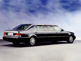 Photos of Mercedes-Benz S 600 L Pullman Guard (V140) 1993–98