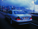 Photos of Mercedes-Benz S 500 L (W220) 1998–2002