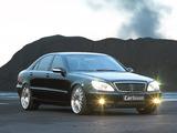 Photos of Carlsson Mercedes-Benz S-Klasse (W220) 1998–2005