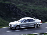 Photos of Mercedes-Benz S 55 AMG (W220) 2002–05