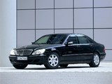 Photos of Mercedes-Benz S-Klasse Guard (W220) 2002–05