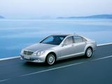 Photos of Mercedes-Benz S 500 (W221) 2005–09