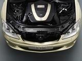 Photos of Mercedes-Benz Vision S 350 Direct Hybrid Concept (W221) 2005