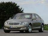Photos of Mercedes-Benz S 600 (W221) 2005–09