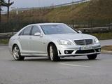 Photos of Mercedes-Benz S 63 AMG (W221) 2006–09
