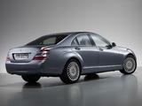 Photos of Mercedes-Benz S 300 BlueTec Hybrid Concept (W221) 2007