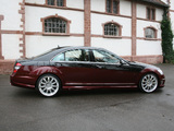 Photos of Carlsson Aigner CK 65 RS Blanchimont (W221) 2008–09