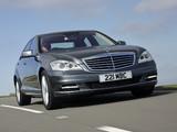 Photos of Mercedes-Benz S 350 CDI UK-spec (W221) 2009–13