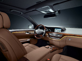 Photos of Mercedes-Benz S 500 4MATIC AMG Sports Package (W221) 2009–13