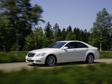 Photos of Mercedes-Benz S 400 Hybrid (W221) 2009–13