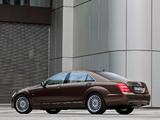 Photos of Mercedes-Benz S 600 (W221) 2009–13