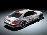 Photos of Mercedes-Benz S 400 Hybrid ESF Concept (W221) 2009