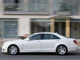 Photos of Mercedes-Benz S 350 CDI AMG Sports Package UK-spec (W221) 2009–13