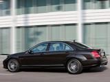 Photos of Mercedes-Benz S 63 AMG (W221) 2010–13