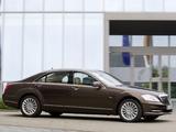 Photos of Mercedes-Benz S 350 BlueEfficiency (W221) 2010–13