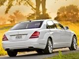 Photos of Mercedes-Benz S 350 BlueTec US-spec (W221) 2010–13