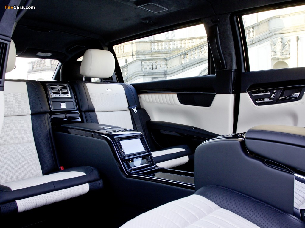 Photos of Mercedes-Benz S 600 Guard Pullman (W221) 2010–13 (1024 x 768)