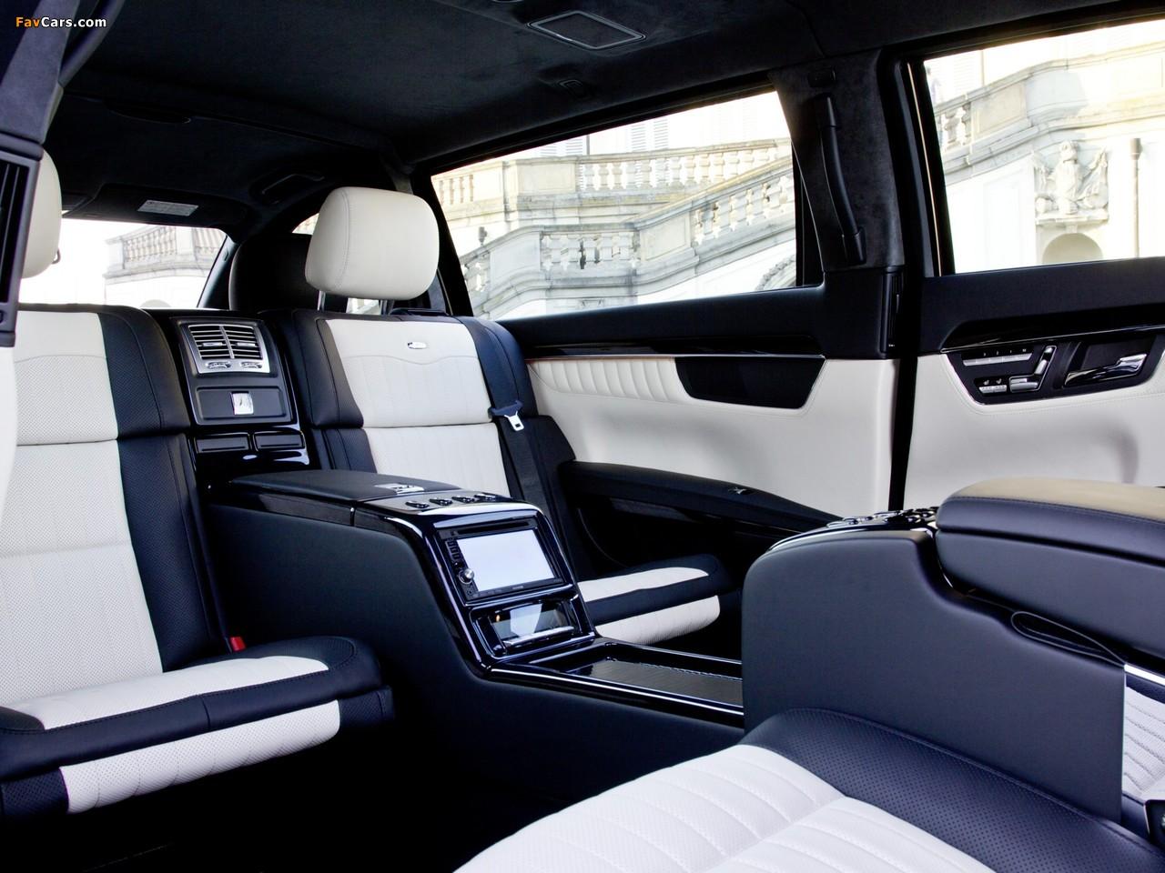 Photos of Mercedes-Benz S 600 Guard Pullman (W221) 2010–13 (1280 x 960)
