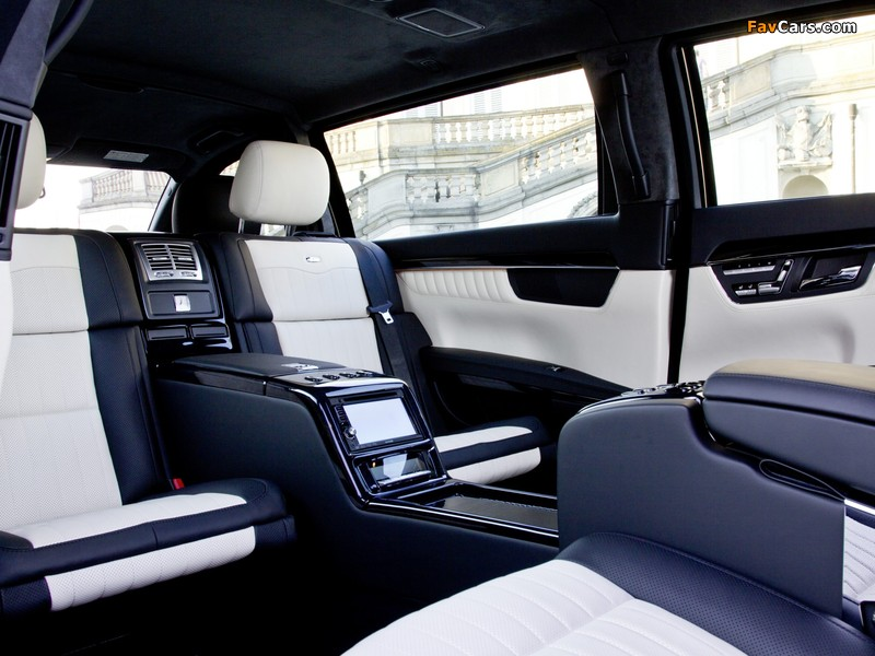 Photos of Mercedes-Benz S 600 Guard Pullman (W221) 2010–13 (800 x 600)