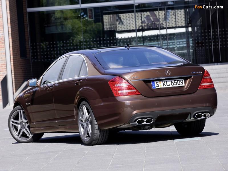 Photos of Mercedes-Benz S 65 AMG (W221) 2010–13 (800 x 600)