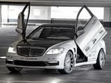 Photos of CFC Mercedes-Benz S 65 AMG (W221) 2012–13