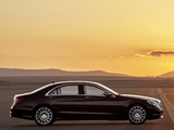 Photos of Mercedes-Benz S 350 BlueTec AMG Sports Package (W222) 2013