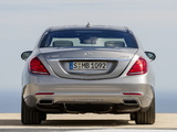 Photos of Mercedes-Benz S 400 Hybrid (W222) 2013