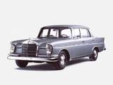 Photos of Mercedes-Benz S-Klasse (W111/112)
