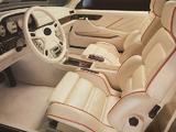 Pictures of Gemballa Mercedes-Benz 500 SEC Widebody (C126)