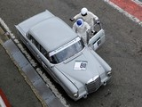 Pictures of Mercedes-Benz 220 SE Race Car (W111)