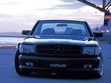 Pictures of WALD Mercedes-Benz S-Klasse Coupe (C126)