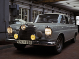 Pictures of Mercedes-Benz 220 SE Rally (W111) 1960–64