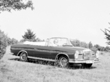 Pictures of Mercedes-Benz 300 SE Cabriolet (W112) 1962–67