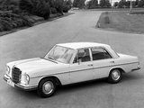 Pictures of Mercedes-Benz 250S (W108/109) 1966–69